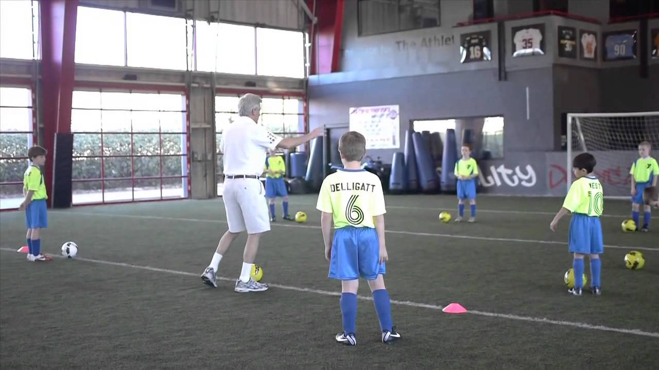 Indoor Soccer Training 2 Methods That Really Work Youtube