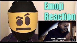 Halloween 2018 Emoji Reaction Trailer