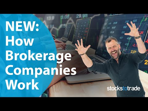 NEW: How Brokerage Companies Work (You NEED to See This)
