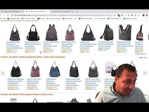 HTML EDITOR Für Amazon Amazon FBA Produktbeschreibung Mit HTML Formatieren