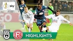 SSV Ulm - Fortuna Düsseldorf 1:5 | Highlights - DFB-Pokal 2018/19 | 2. Runde