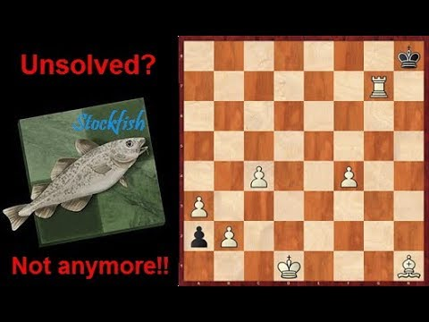 Stockfish Solves Previously Unsolvable Chess Puzzle