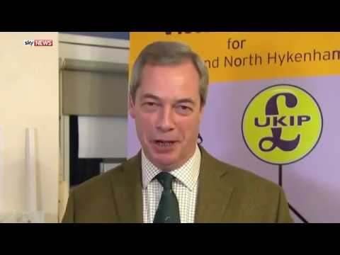 Nigel Farage: EU's Days are Numbered
