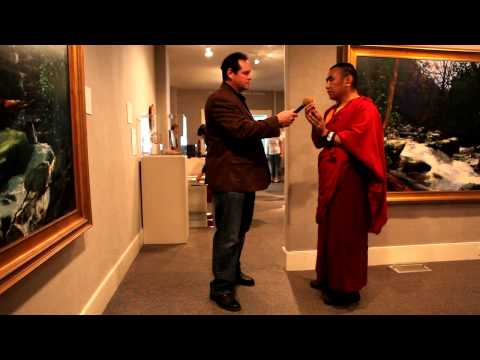 Tibetan Monk discusses Cultural Sovereignty with World Wide News Service