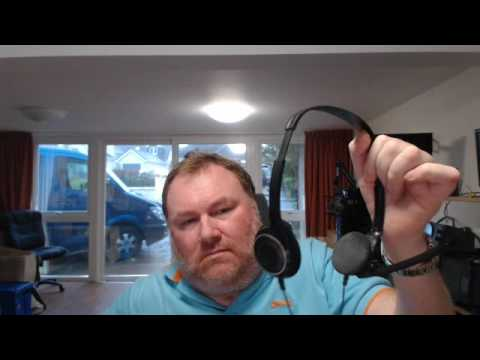 Sennheiser PC-8 headset microphone review