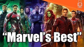 Avengers Infinity War First Reactions released!