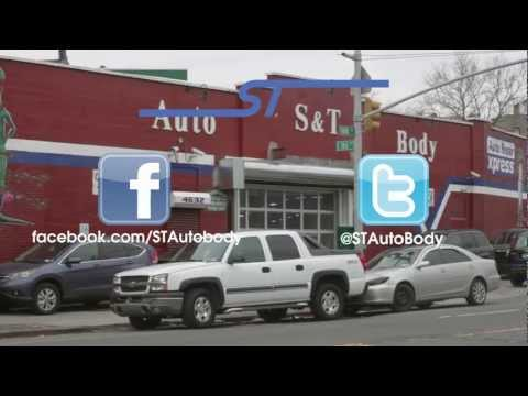 S&T Auto Body