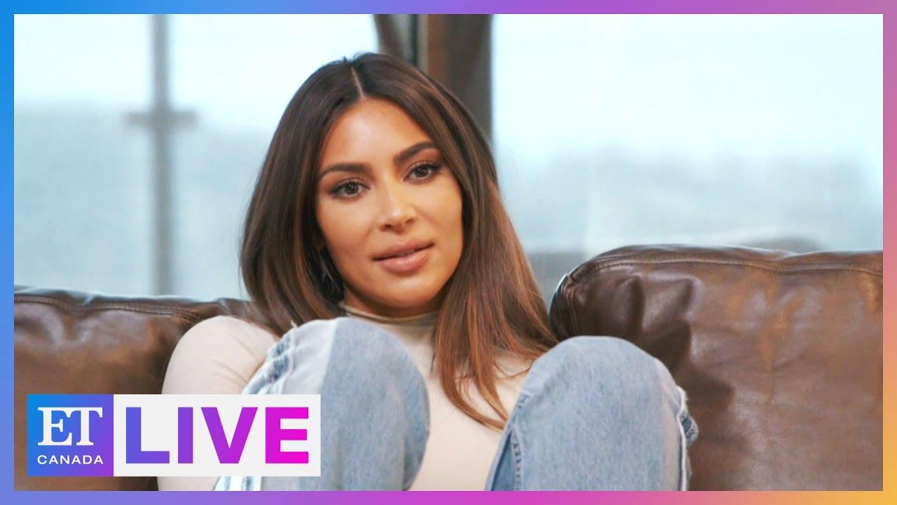 Download Kim Kardashian Breaks Down Over Kanye Split
