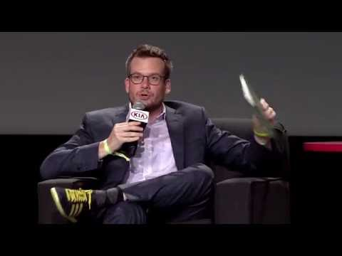 A Peculiar Conversation with John Green & Ransom Riggs - YouTube