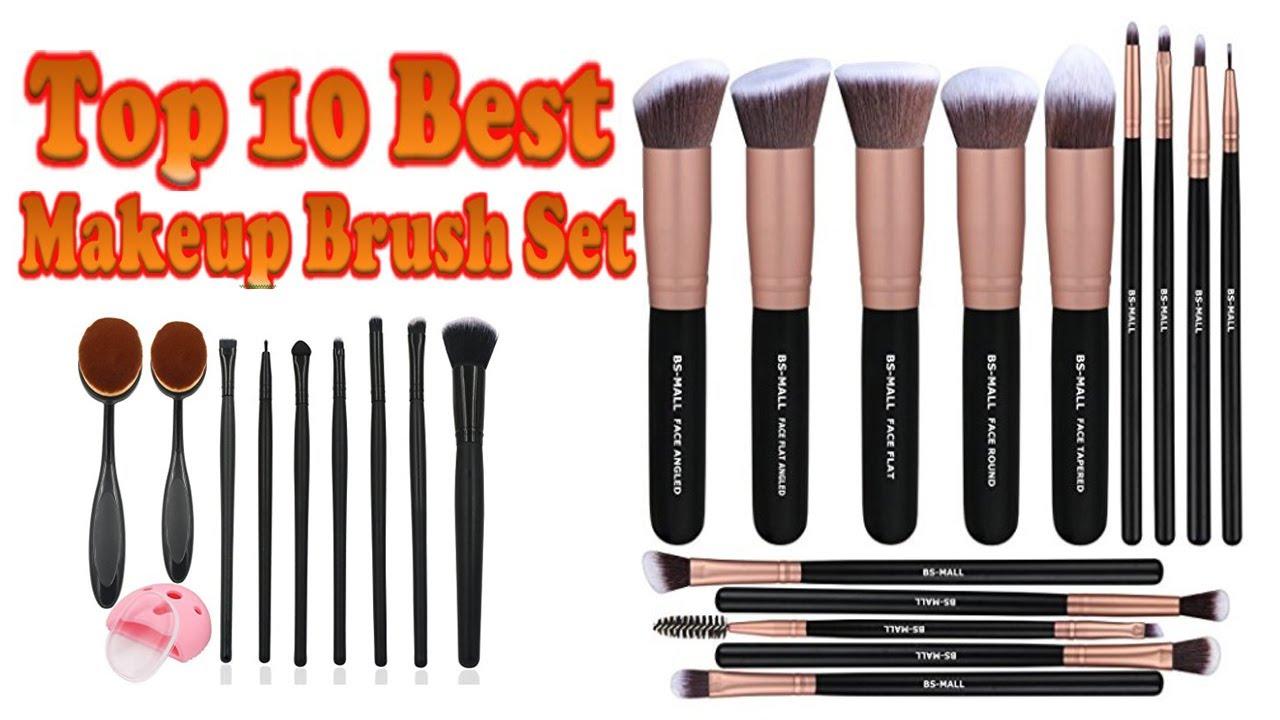 Top Makeup Brush Set 2016 | Saubhaya Makeup