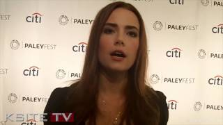 Red Band Society: Rebecca Rittenhouse Interview