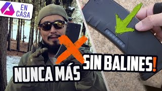 NUNCA MÁS Te Quedes SIN BALINES | 150rds Krytac AEG M4 Magazine - Airsoft Review
