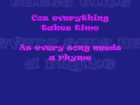 Everything takes Time [ Lyrics ] by Hazel Faith