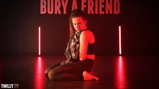 Billie Eilish - bury a friend - Choreography by Jake Kodish - #TMillyTV Video