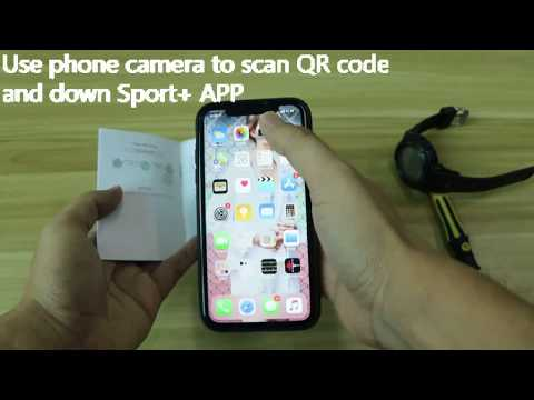 How To Use Beeasy Mens Sports Watch And Replace New Battery