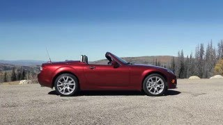 Mazda Miata/MX5 (3rd gen - NC) Sights & Sounds - Beauty, Exhaust, Fly-by
