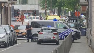 Belgium police officers killed in shootout