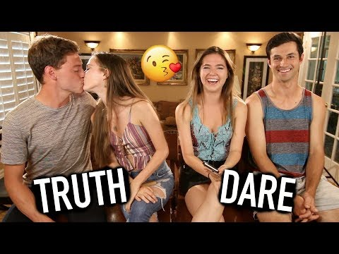 DIRTY Truth Or Dare ft French Bumble Date  Nina and Randa