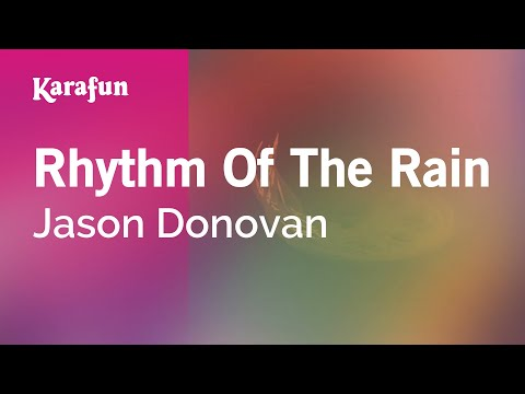 Download lagu terbaru Karaoke Rhythm Of The Rain - Jason Donovan * Mp3