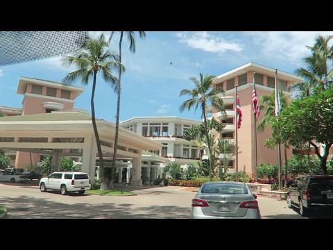 Trip to Maui: Grand Wailea overview