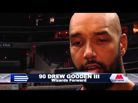 Courtside Report: Drew Gooden III 11/12/14