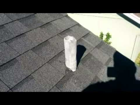 Diy Prevent Damage To Lead Boots For Roof Vents Youtube