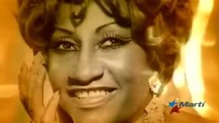 Exiliados cubanos celebran misa en memoria de Celia Cruz en Miami