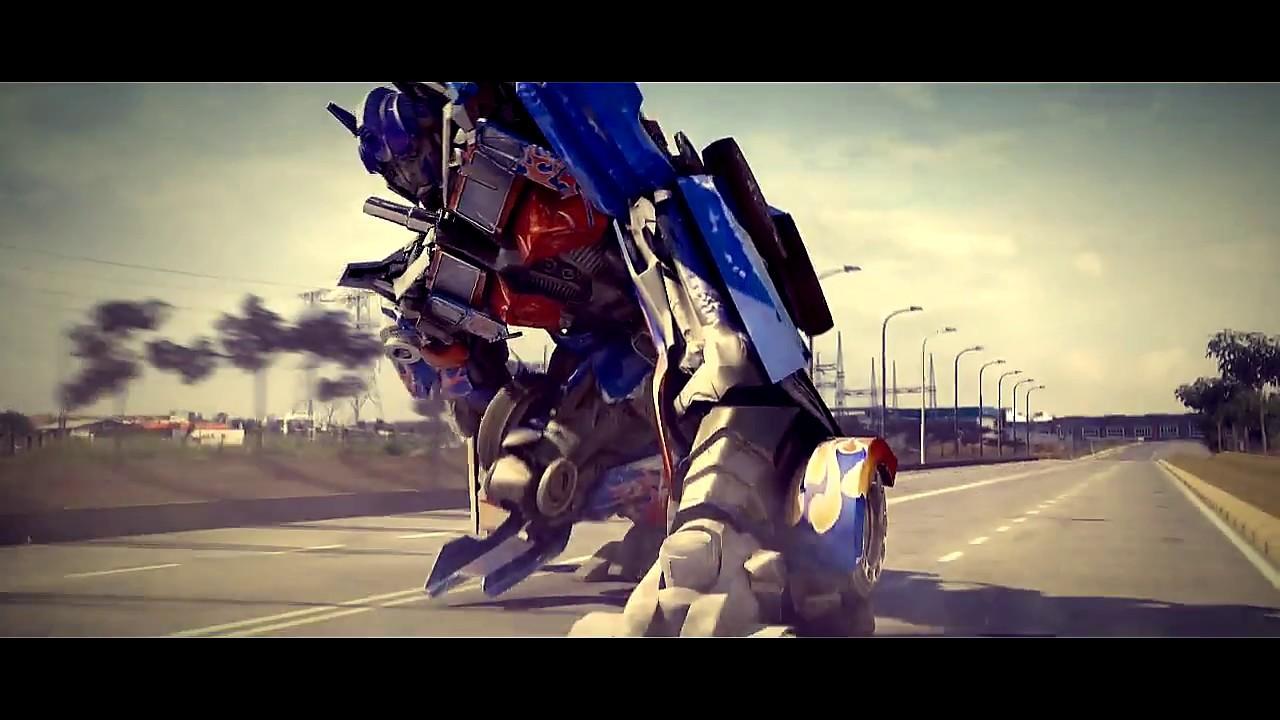 Transformers Optimus Prime Vs Bumble Bee