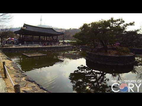 Namsangol Hanok Village (남산골 한옥마을) - 🇰🇷 SEOUL WALK