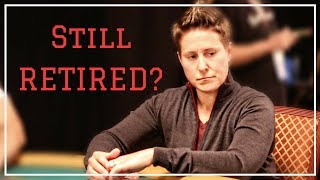FOMO brought Vanessa Selbst to the 2018 World Series of Poker