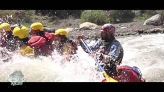 Rafting Ruta Vertical - Cajón del Maipo