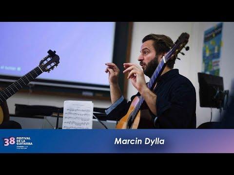 Marcin Dylla – Cursos de formación de la 38 edición del Festival de la Guitarra