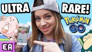 POKEMON GO ULTRA RARE FIND!!! (EGGS, EVOLUTIONS & GAMEPLAY)