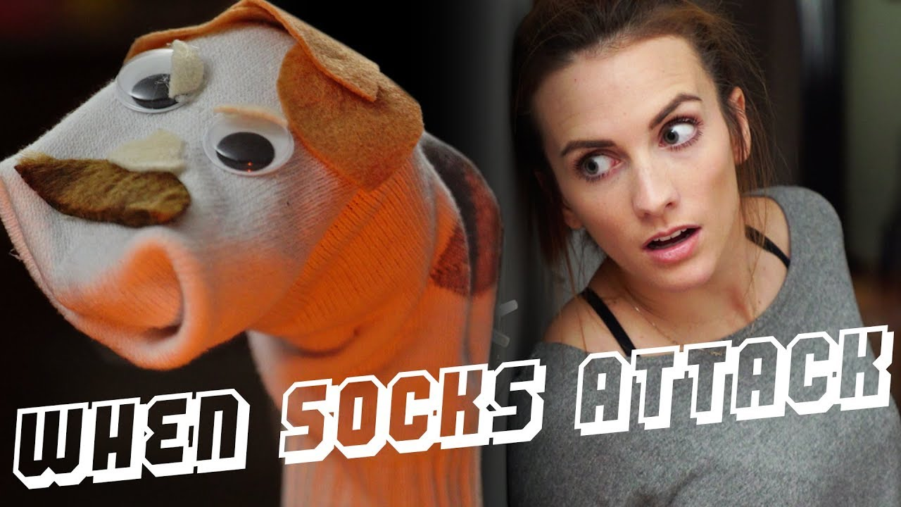 When SOCKS ATTACK