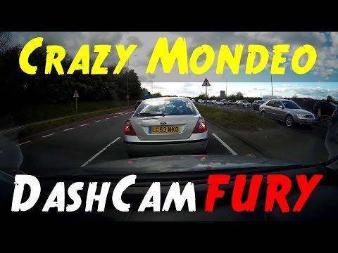 A4174 Crazy Ford Mondeo