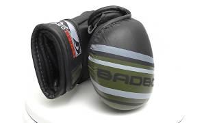 Перчатки для MMA Bad Boy Pro Series Advanced Safety Gloves Black