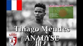 (FR) Thiago Mendes (Lille sous Bielsa) Le pilier de l'équipe