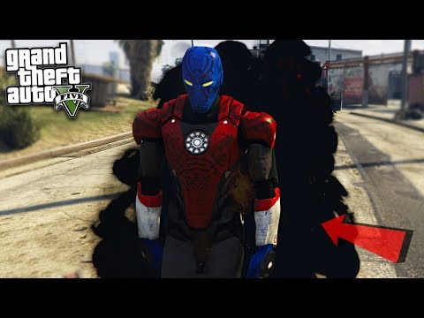 IRON NIGHTCRAWLER w/TELEPORTING - GTA 5 Mods