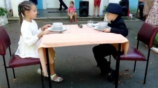 Столовый английский этикет. Детский лагерь