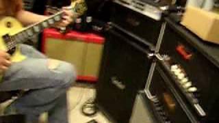 Two-Rock 10th Anniversary 50 watt tube rectified version Package #36 - Organigrama Guitars