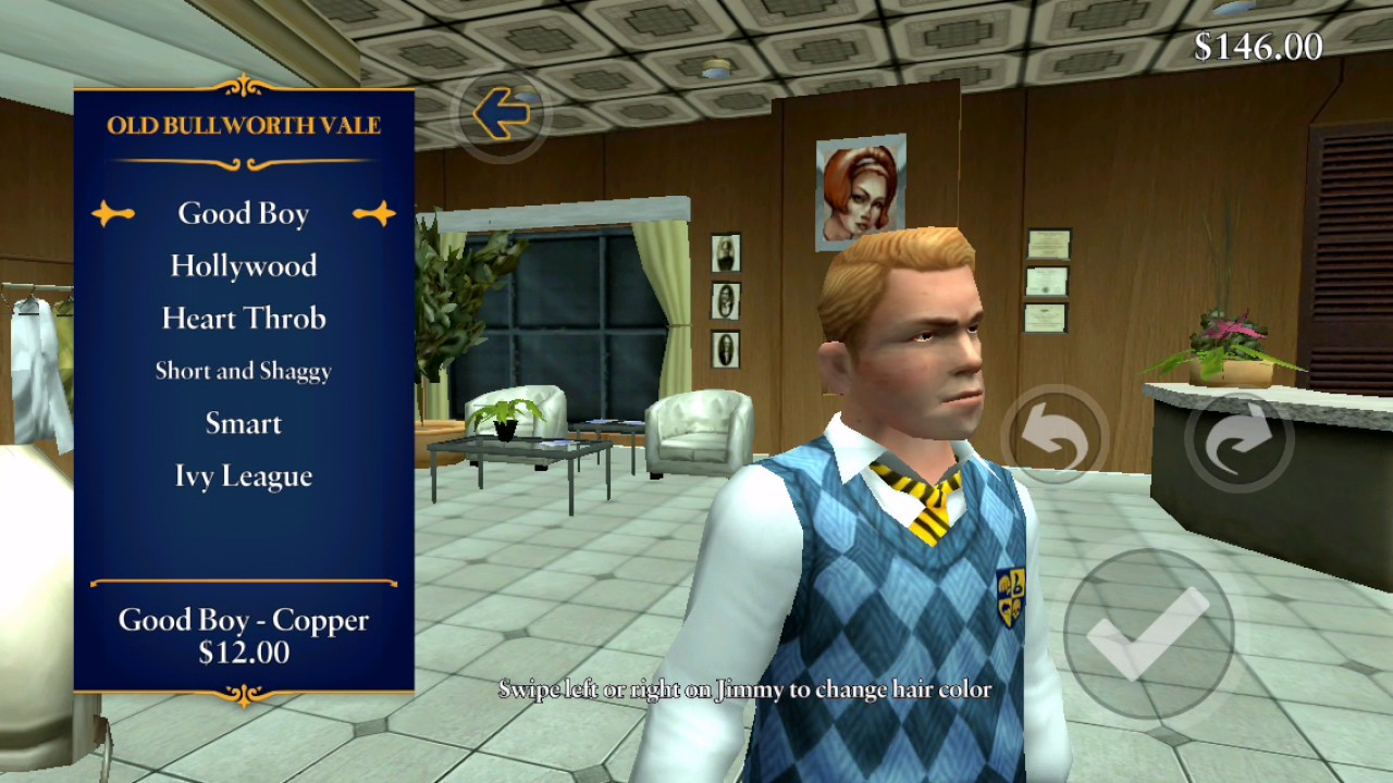 Bully Anniversary Edition All Preppy Hairstyles Youtube