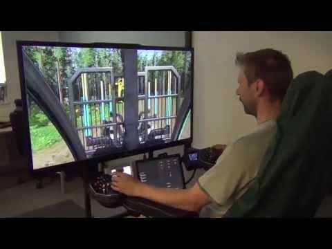 Mevea Forestry Simulator 2013