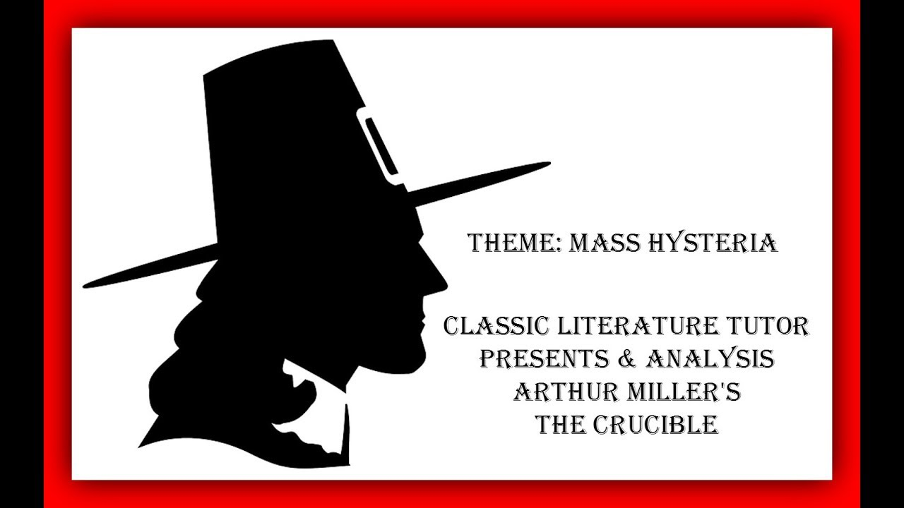 the authority of the puritans as described in arthur millers the crucible History and other spectres in arthur miller's the crucible e miller budick arthur miller's the crucible and the salem witch trials: a historian's view edmund s morgan 41 re(dis)covering the witches in arthur miller's the crucible: a feminist reading wendy schissel conscience and community in an enemy of the people and the crucible.