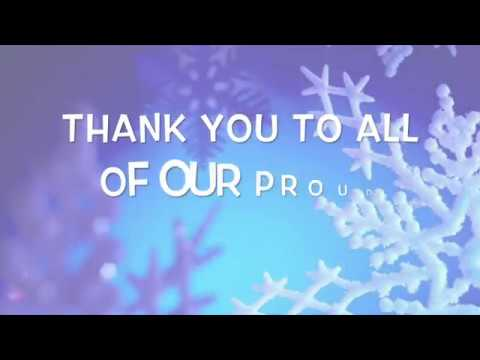 2017 Holiday Thank You Video