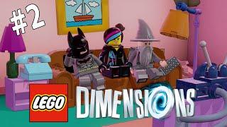 LEGO Dimensions | Episode 2 | La Téléportation !