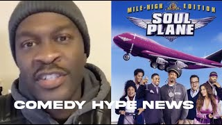 "Brian Hooks On Why 'Soul Plane' Didn't Do Well In Theaters: ""It Was The Negative Press & DVDs.."""