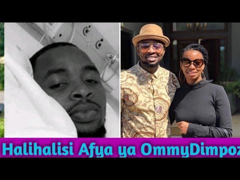 Hii Ndio Hali ya OmmyDimpoz Huko Afrika Kusini