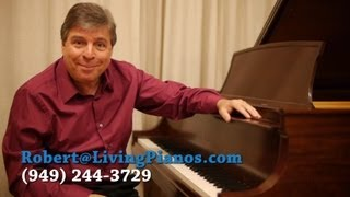 Piano Lessons - How to Play Softly on the Piano - Controlling Quiet Playing