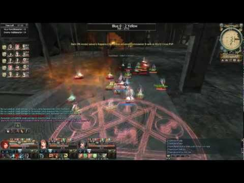 [Granado Espada] Cross World Pvp - Luna Files 154