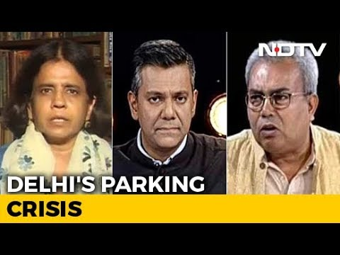Left, Right & Centre | Can Supreme Court Clear Up Delhi's Car Parking Nightmare?